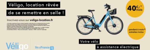 Véligo Location, adoptez une nouvelle mobilité !