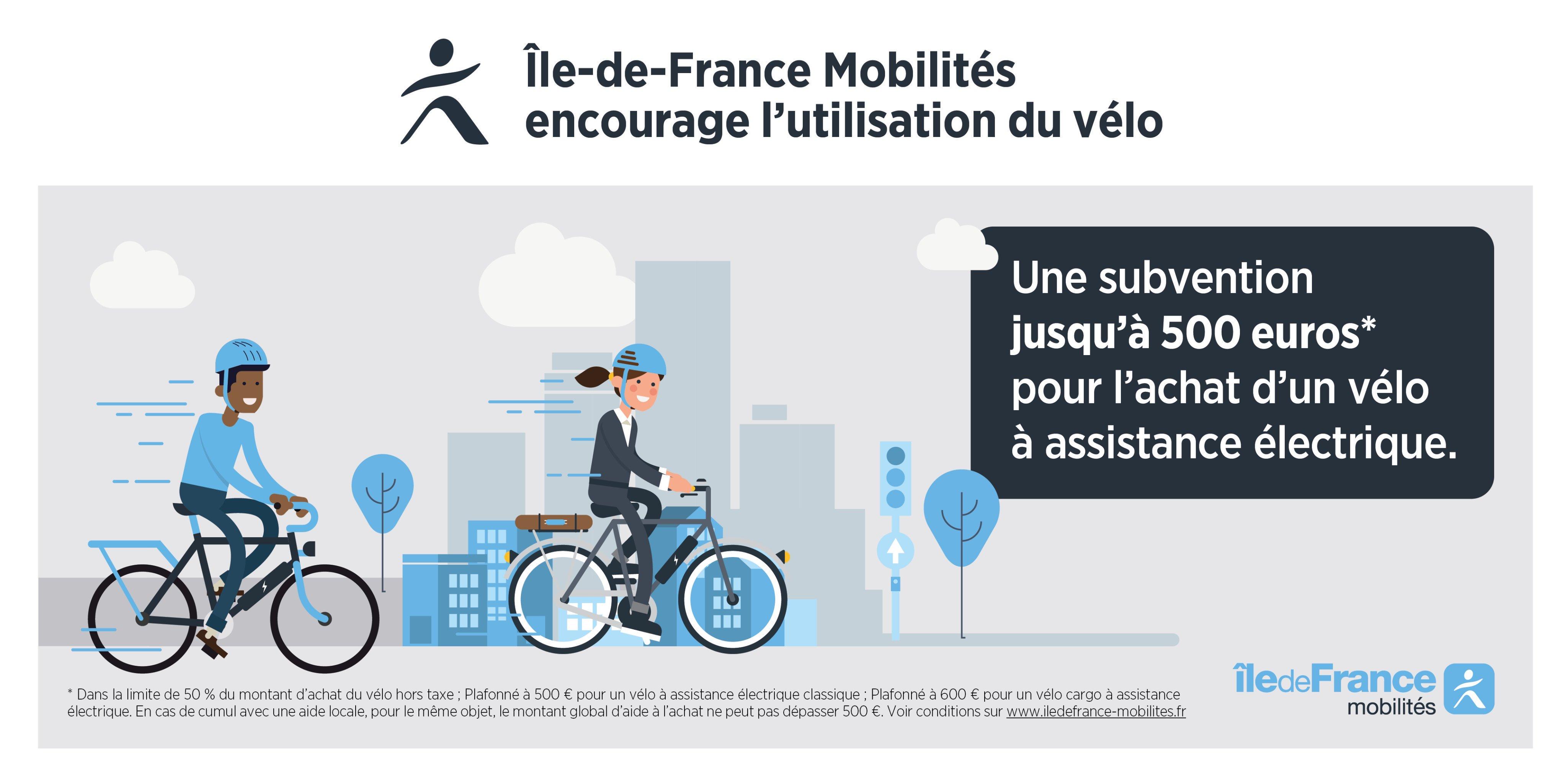 Prime à l'achat : vélo à assistance électrique