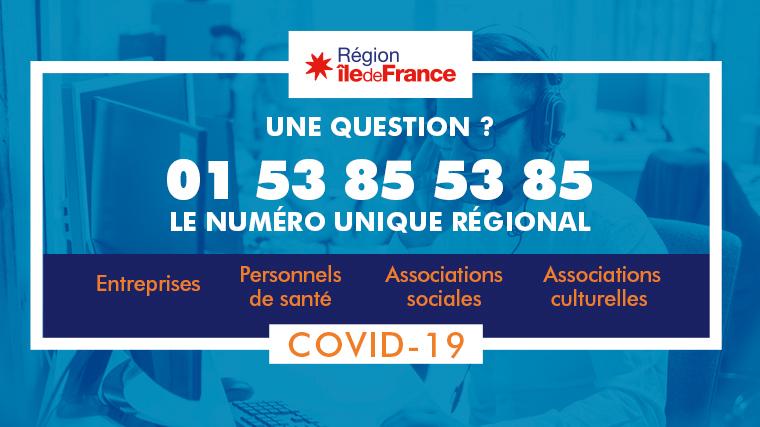 La Région Île-de-France accompagne les entreprises