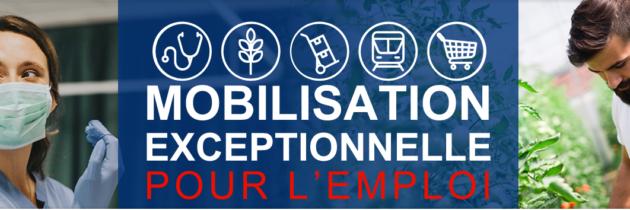Mobilisation pour l'emploi