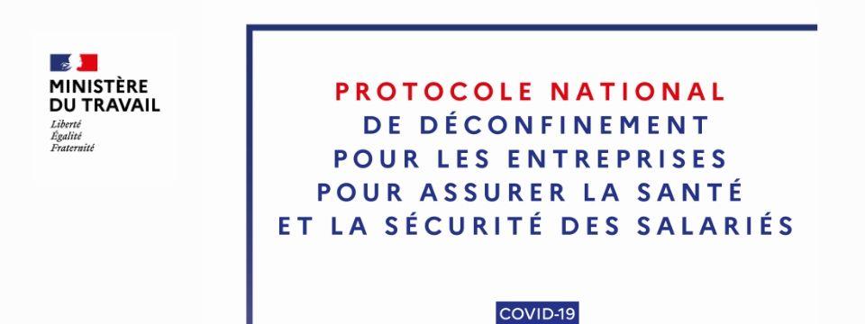 Protocole national de déconfinement
