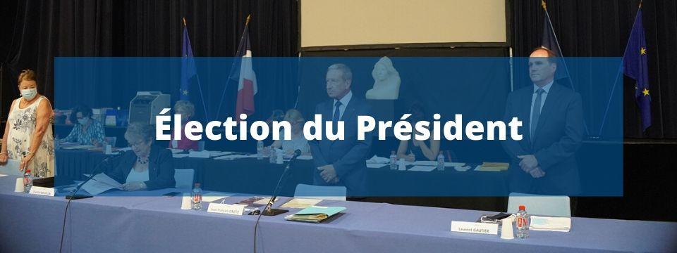 Élection du Président