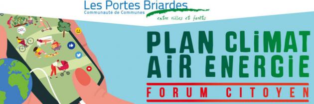 Plan Climat – forum numérique