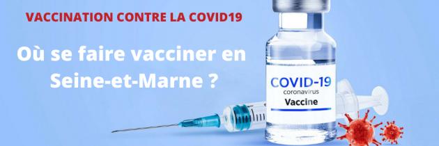 Centres de vaccination COVID19